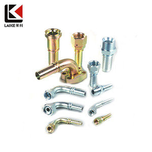 20 years manufacture experience hydraulic fitting, brass fitting, carbon steel fitting
