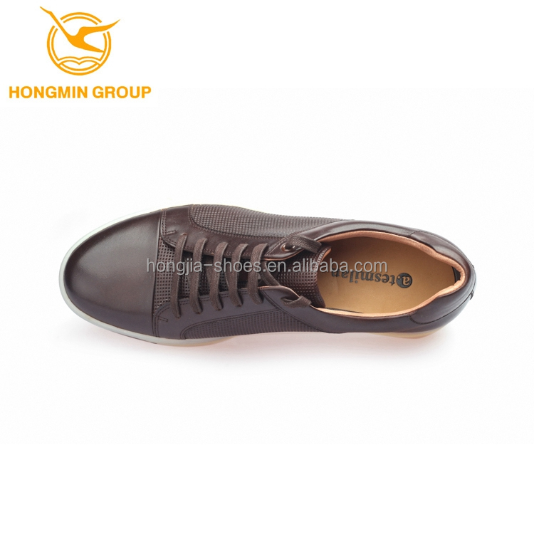 footwear fashion high shoes shoe factory china male genuine mens comfortable skin quality leather cow casual men shoe pU6WwYFqT