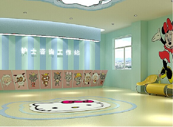 High Quality Anti Slip Vinyl PVC Personalized Customized Lowes Linoleum Liquid 3D Floors With ISO9001
