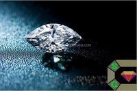 Magnetic Beauty Rectangle Shape Green Cubic Zirconia Stone
