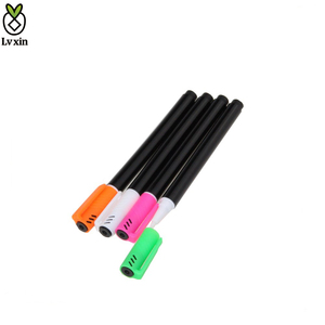 Colored Non-toxic Security Marker Pen Snowman Paint Marker Used in Paper For Children Play