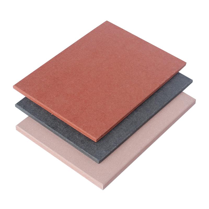 Nicht-asbest wand dekorative gebäude abstellgleis für boden & außenwand