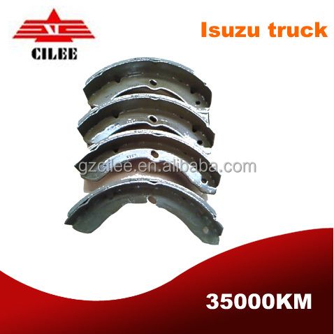 Brake shoes for ELF