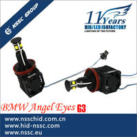 new product E-mark 12v 40W led marker lights,led marker angel eye,e90 led angel eyes