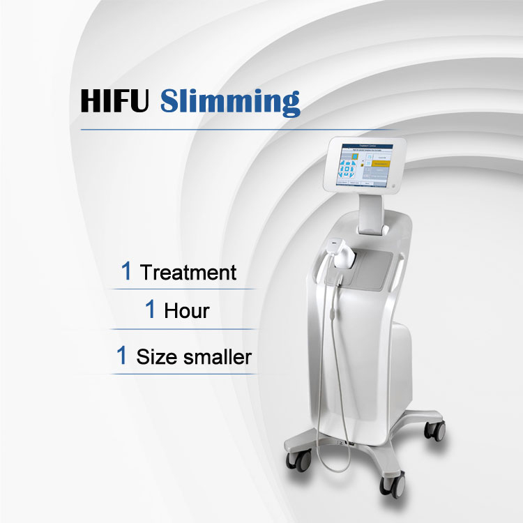 2019 price body shaper slimming lipo system hifu liposonix machine
