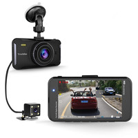 Universal full HD 1080P 4Inch 170 Wide Angel dashboard cameras for cars