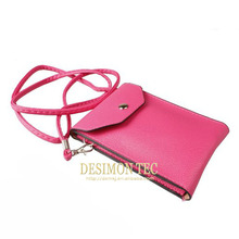 Desimon Shenzhen manufacture cell phone accesssories case purse for lg optimus l9