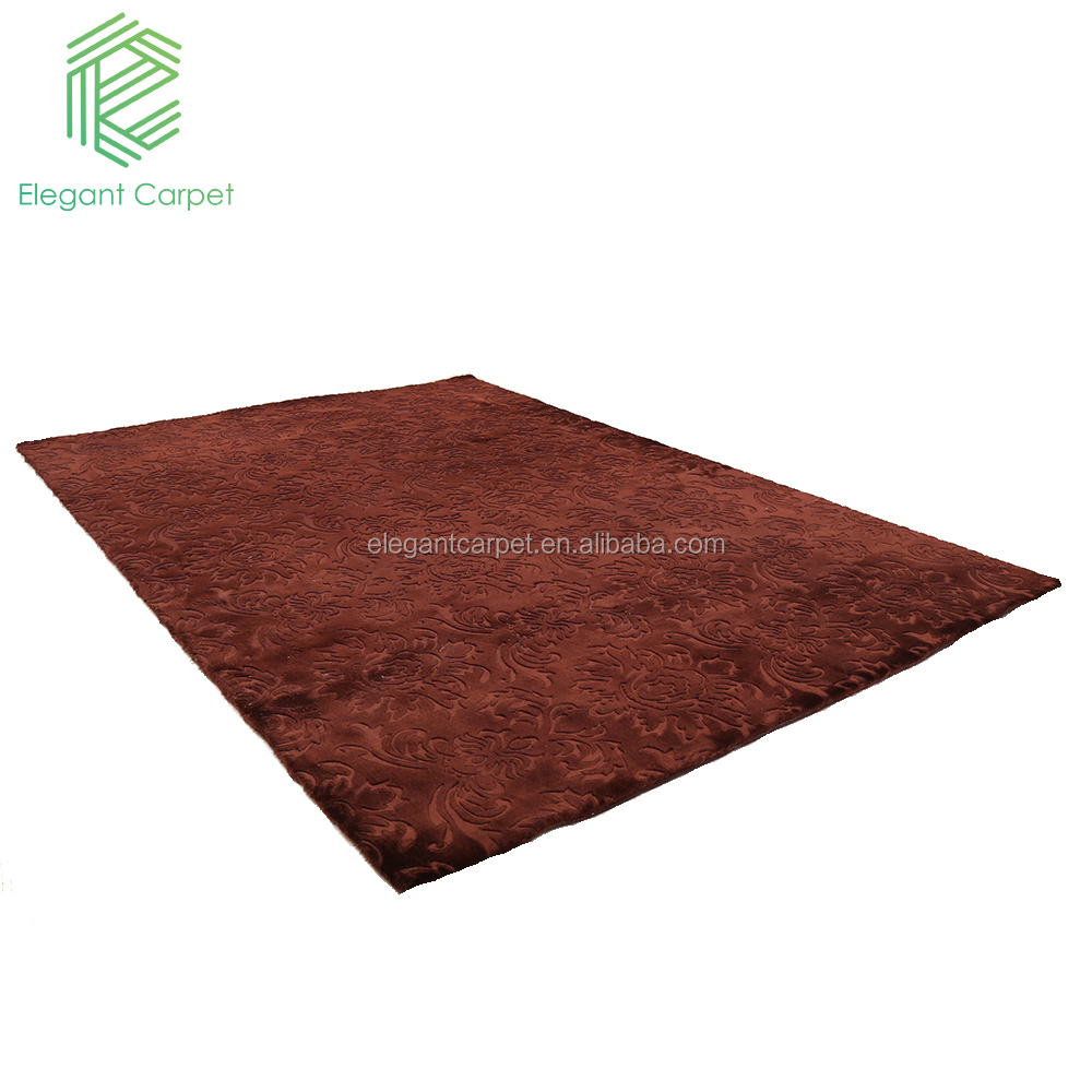 Plain Style Wall To Wall Corridor Restaurant Carpet