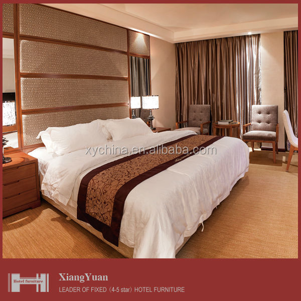King Bedroom Hotel Furniture Supply By Manufacturer Buy