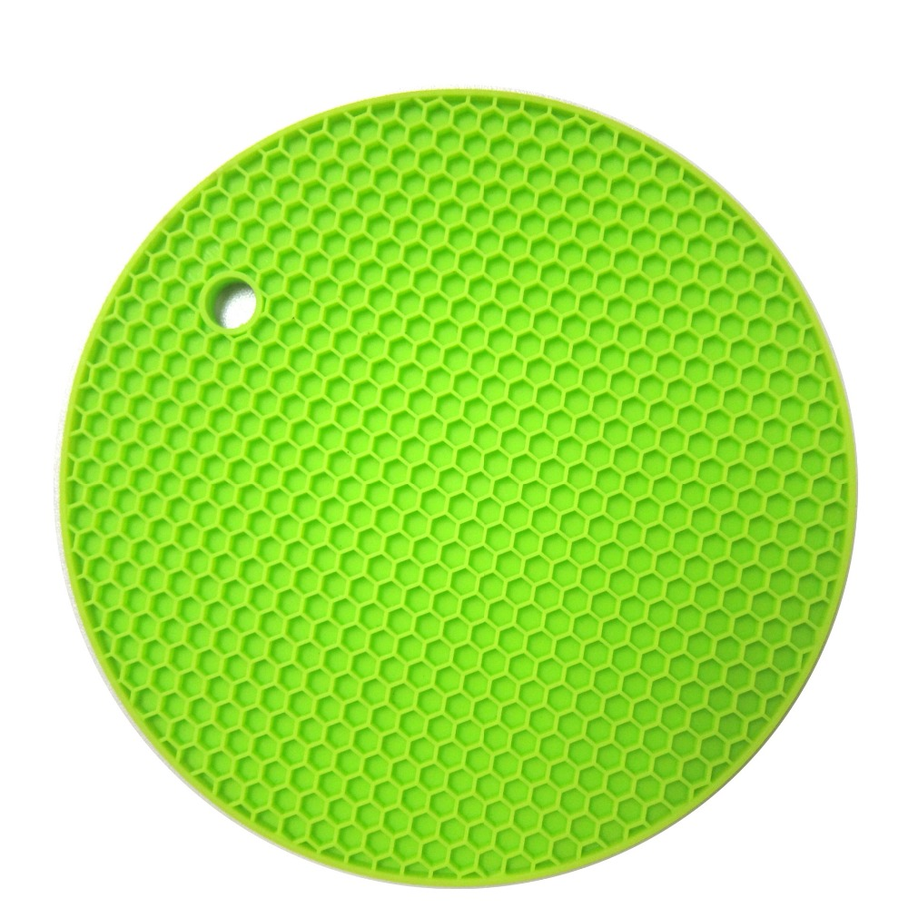 Anti-slip silicone pad/heat resistant place mat/pot holder