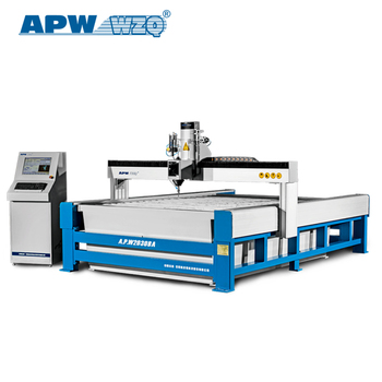 Sale 5 Axis Cnc Portable Water Jet Cutting Machines For Metal Cutting