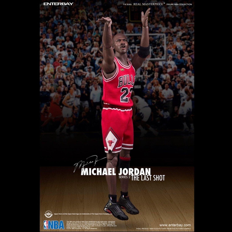 17736b91df3 Buy Enterbay x NBA Collection (RM-1058)  Michael Jordan Series 2 The ...