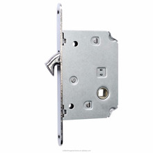 4120 Italy door lock mortise hook lock for sliding wooden doors