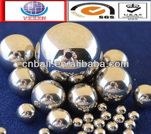Top quality hot selling round metal bearing steel ball