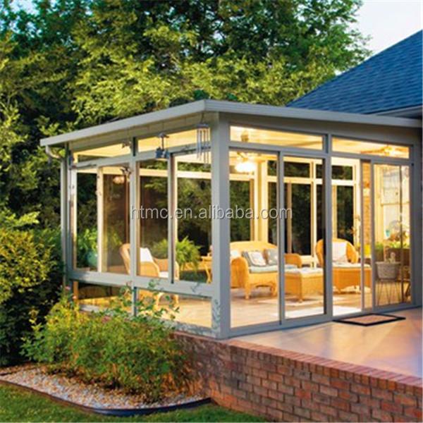 Lowe S Sunrooms: Curved Lowes Glass Aluminium Sunroom/ Garden Glass House