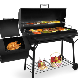 Ablespring Out door American charcoal grill Commercial oven bbq grill Heavy duty bbq grill