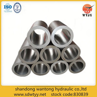 hydraulic cylinder tube / seamless steel pipe with precise inside diameter made in China