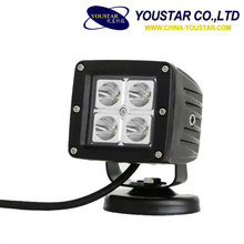 Factory direct hot selling 3inch 12w 4 LED driving light cubes for jeep offroad