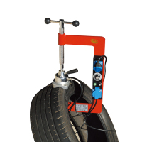 Inner tube tire repair machine/ car tire vulcanizing machine for tire repair/tire vulcanizer