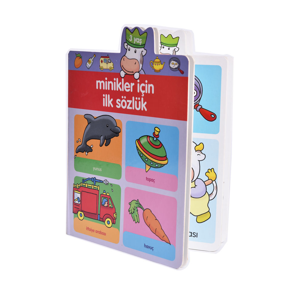 3D books printing hardcover children books