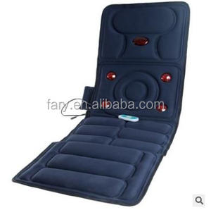 RY-918CV Electric heated back car seat massage healthy sports Car seat massage