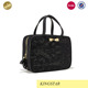 New Fashion Black Lace Travel Case Toiletry Bag Set