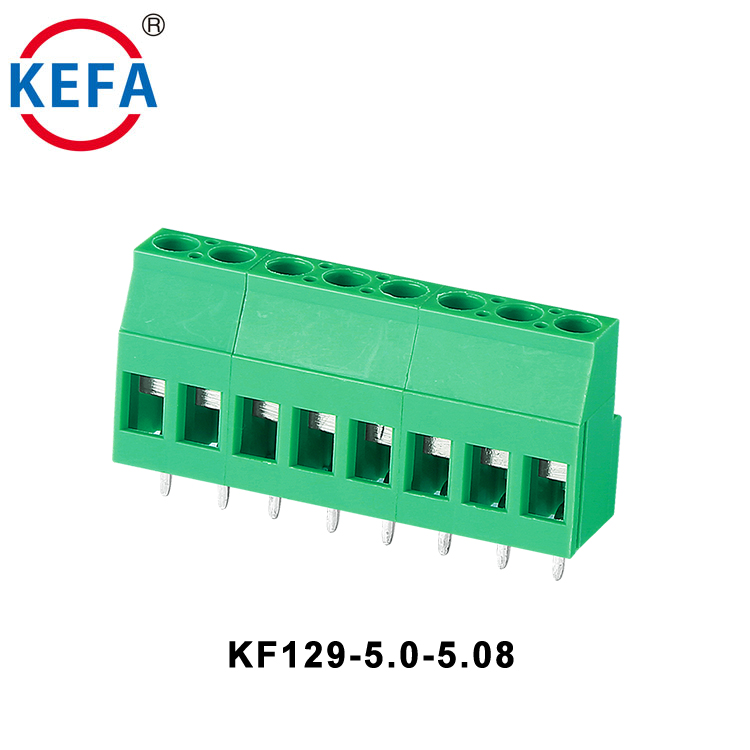 KEFA KF129-5.0/5.08 5.08mm Pitch PCB Terminal Block Connector