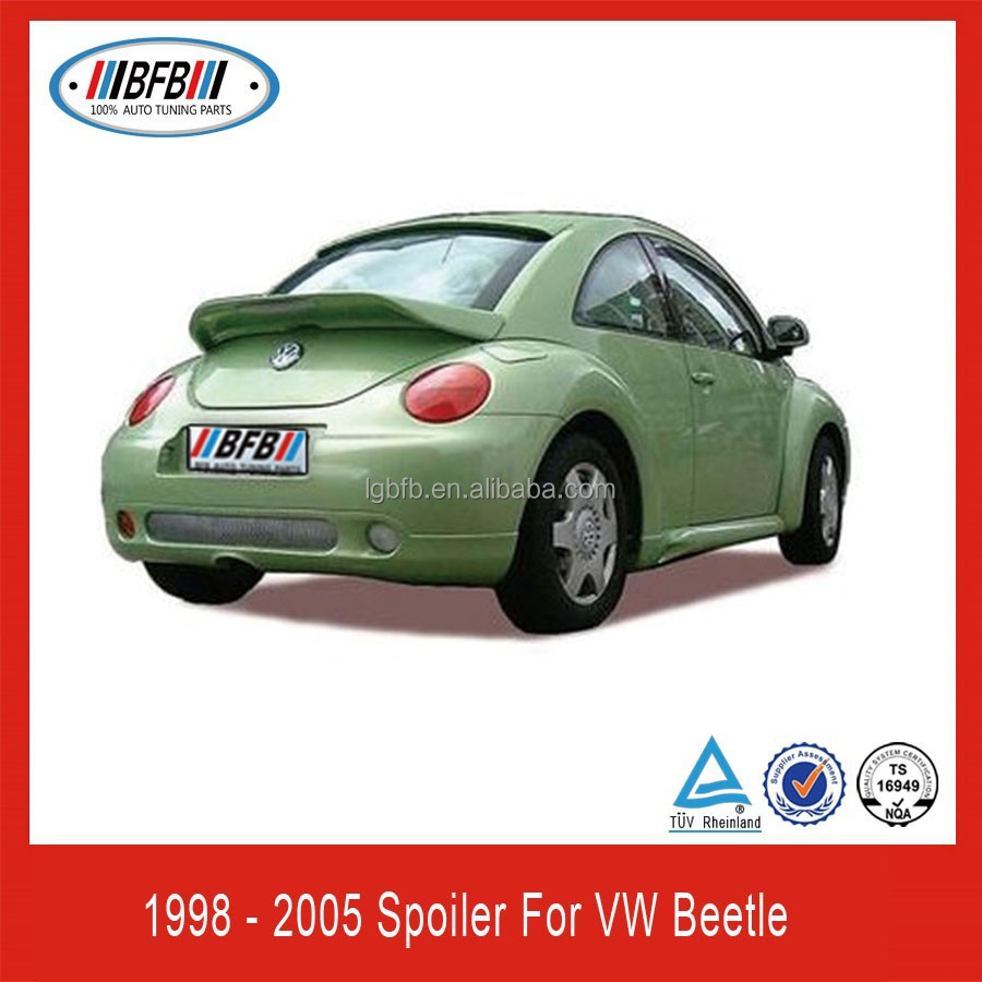auto rear spoiler for VW Beetle 1998~2005