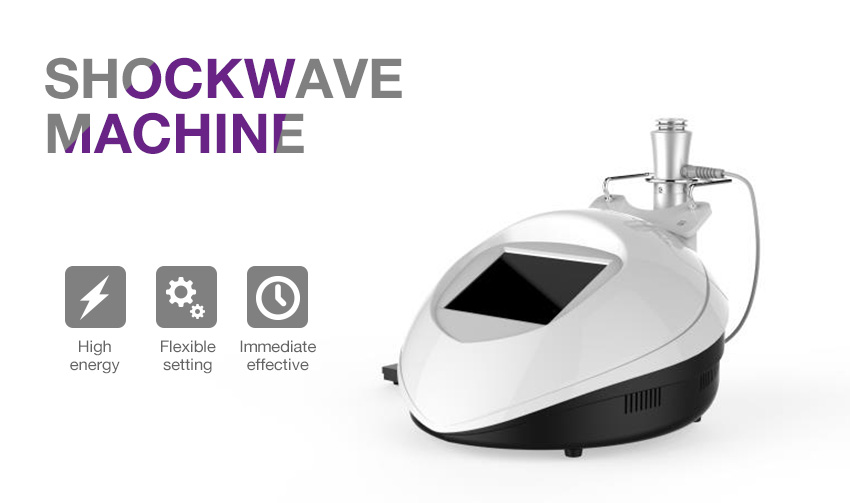 New arrival shockwave therapy portable ed machine