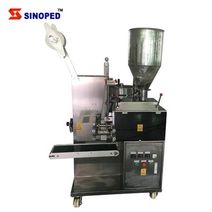 1g-20g Good Quality Price Inner Tea Bag Packing Machine for Inner Bag, Thread, Tag, Outer bag 008618741903910