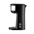 Coffee Maker Single Serve Coffee Maker Small And Portable Coffee Brewer With Brew Strength Control And Self Cleaning Function
