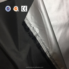 taffeta 100% polyester 170t 180t 190t 210t w/r free silver coated for umbrella car cover fabric