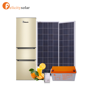 Great quality 12V solar power fridge with lock and key at low cost