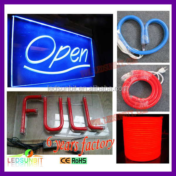 Buy cheap china 3000 7000k led rope light products find china 3000 led led rope light neon flex advertising signs aloadofball Image collections