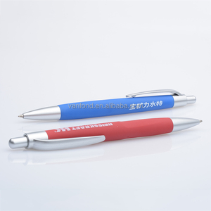 Made in China Plastic Writing Gift Ballpoint Click Pen Promotional