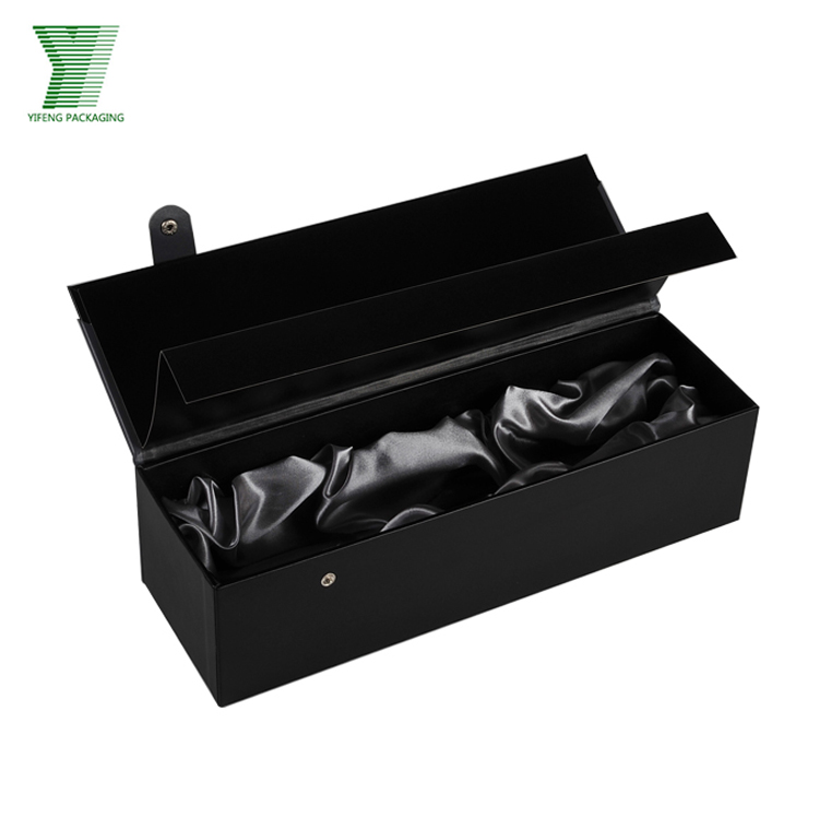 High quality custom single wine paper box,beverage bottle packaging