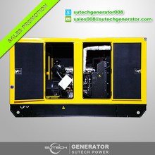 200kva electric power generator price 160kw diesel generator price with Lovol engine 1106C-P6TAG4