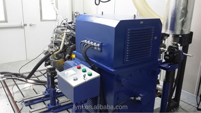 Ac dynamometer electric dynamometer electronic Electric motor dynamometer testing