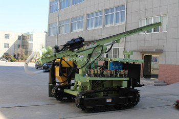 40m hydraulic rock drill mining machinery mineral equipment