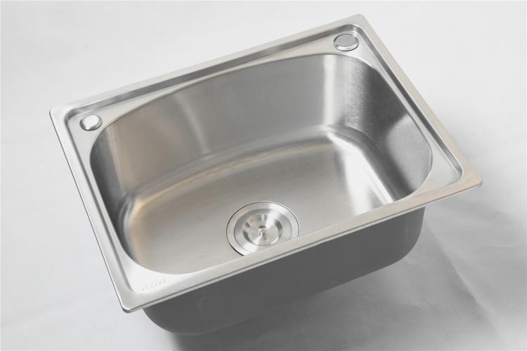 Handmade Stainless Steel Basin Kitchen Sink Prices In Dubai