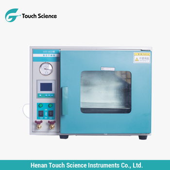 25L 200C Chemical Desiccator Drying Cabinet Industrial Vacuum Oven