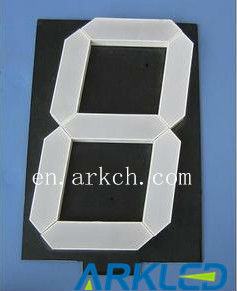 10 inch 7 segment LED Numeric Display,outdoor display