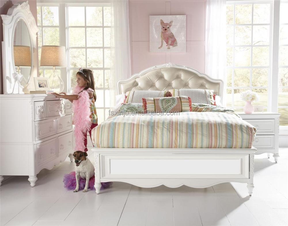 Slaapkamers kinderen inrichten kinderkamer interieur insider slaapkamer met schuine wanden - Mooi slaapkamer meisje ...