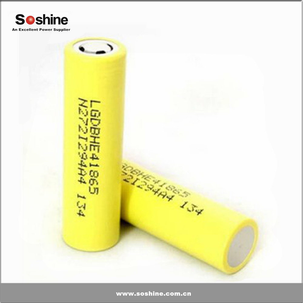 IMR 18650 2500mAh 40A 3.7V high drain rechargeable battery for vv mod mechnical mod provari MOD