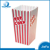 New Design High Quality Custom Logo Printed Popcorn Paper Buckets