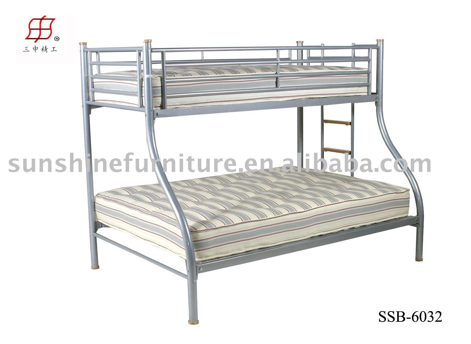 loft free abode today metal product dhp full garden shipping home overstock size bed