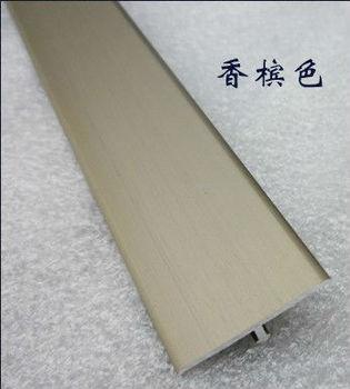 Aluminium FLOOR TRANSITION STRIP/Aluminum Stair Nosing/Stair Trim/Stair  Tread