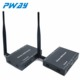 hdmi wireless extender outdoor wireless transmitter receiver 50M long distance for cctv system