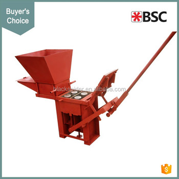 High Capacity Pdf Manual Brick Making Machine Design