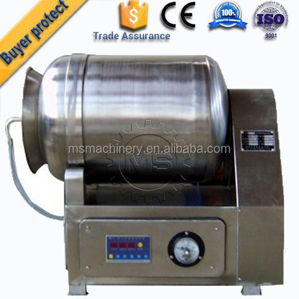 easy operation meat vacuum tumbler